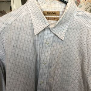 Men's Roundtree & Yorke buttonup